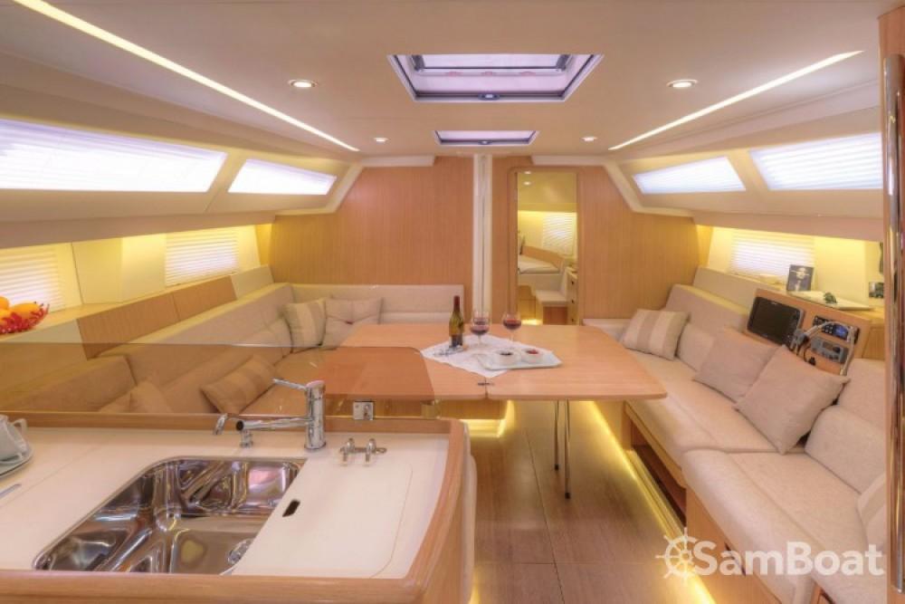 Alquiler de yate Capo d'Orlando - Sirena-Marine Azuree 46 en SamBoat