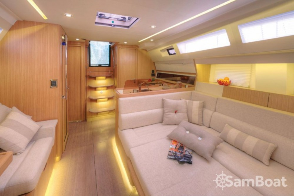 Alquiler de Sirena-Marine Azuree 46 en Capo d'Orlando
