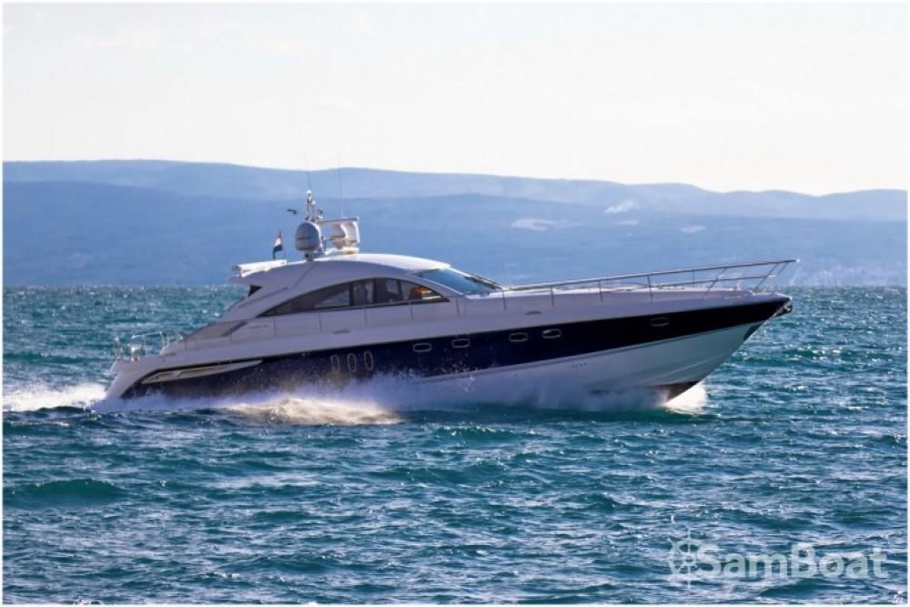 Fairline-Boats Fairline Targa 62 GT - 3 + 1 cab. entre particulares y profesional Split
