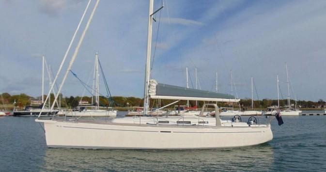 Location bateau Grad Rijeka pas cher Dufour 44
