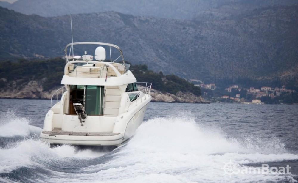 Alquiler de yate Croacia - Jeanneau Prestige 42 Fly en SamBoat