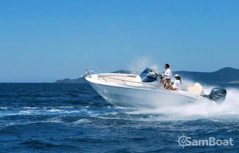 Alquiler de Sessa Marine Key Largo 24 en Sukošan