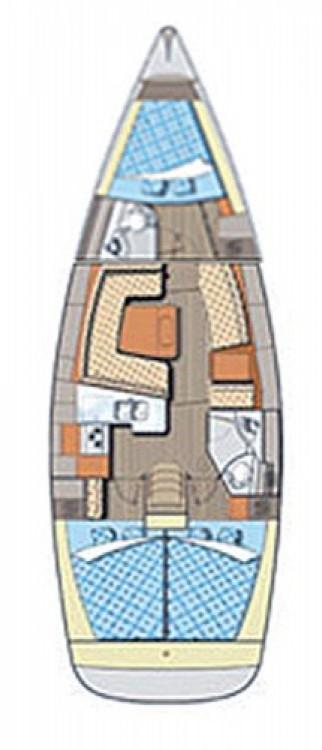 Alquiler Velero en Šibenik - Elan Elan 384