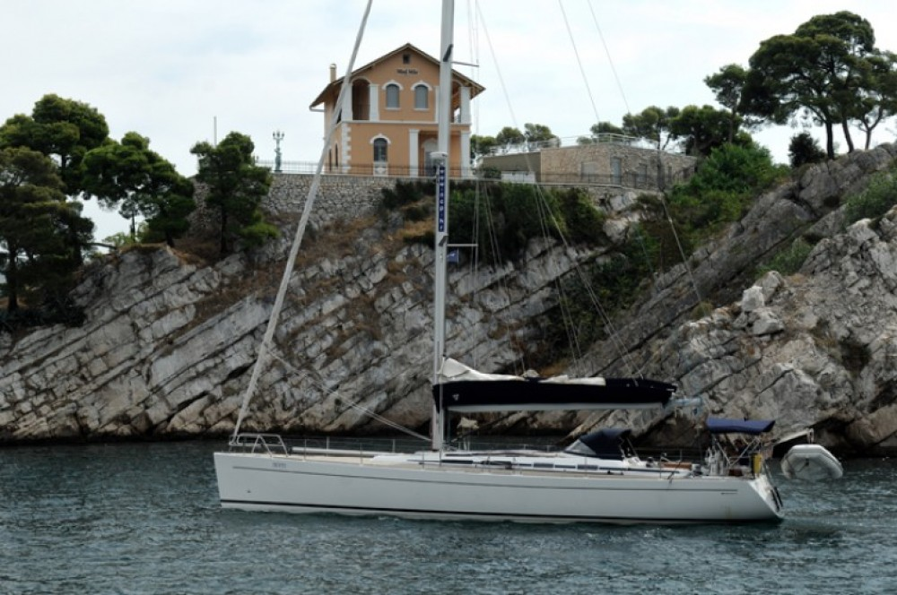 Alquiler Velero en Šibenik - Cantiere Del Pardo Grand Soleil 56