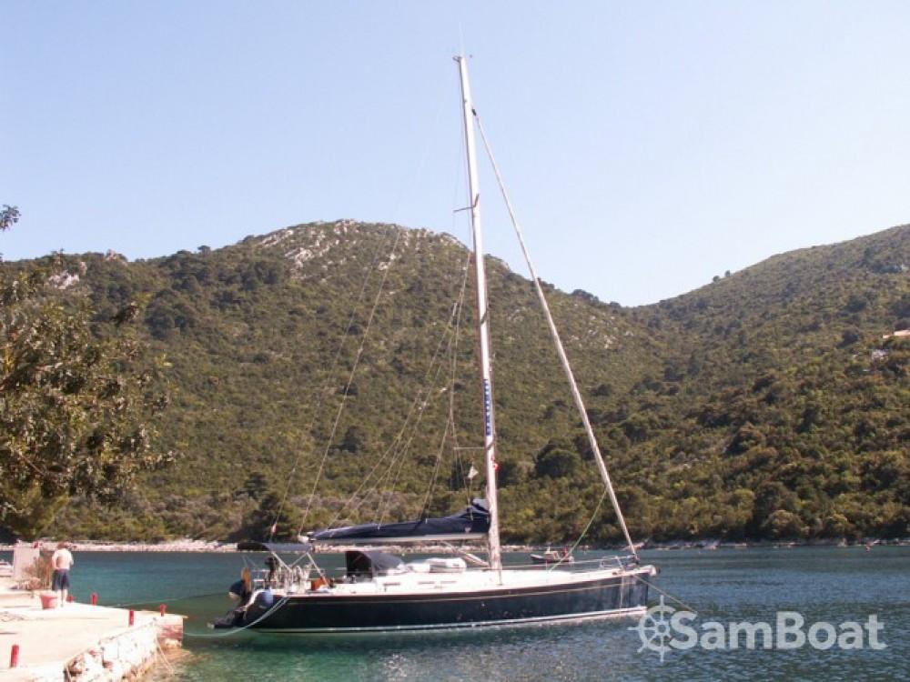 Alquiler Velero Cantiere Del Pardo con título de navegación