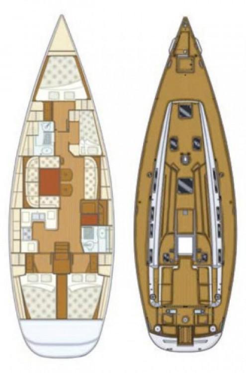 Alquiler de yate Šibenik - Cantiere Del Pardo Grand Soleil 50 en SamBoat