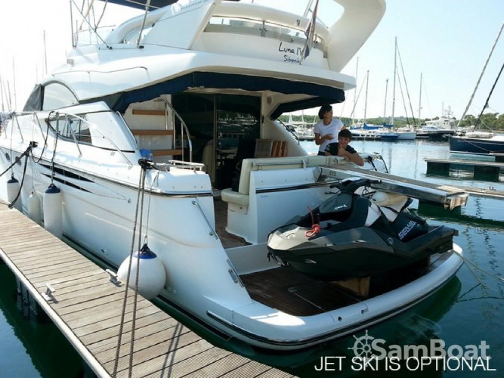 Alquiler de Fairline-Boats Fairline Phantom 50 en Šibenik
