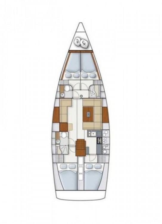 Alquiler de barcos Hanse Hanse 445 enŠibenik en Samboat