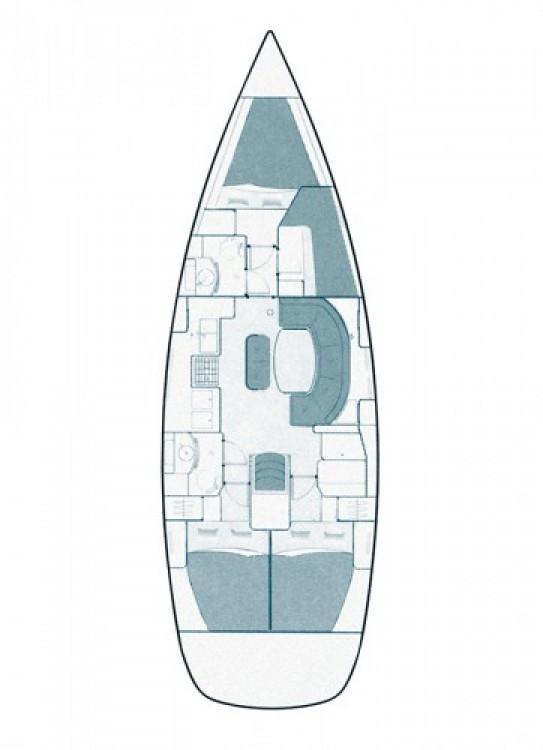 Alquiler de Bénéteau Oceanis en Šibenik