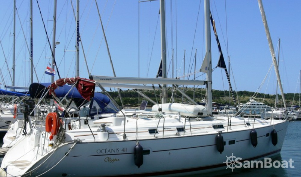 Alquiler de barcos Bénéteau Oceanis enŠibenik en Samboat