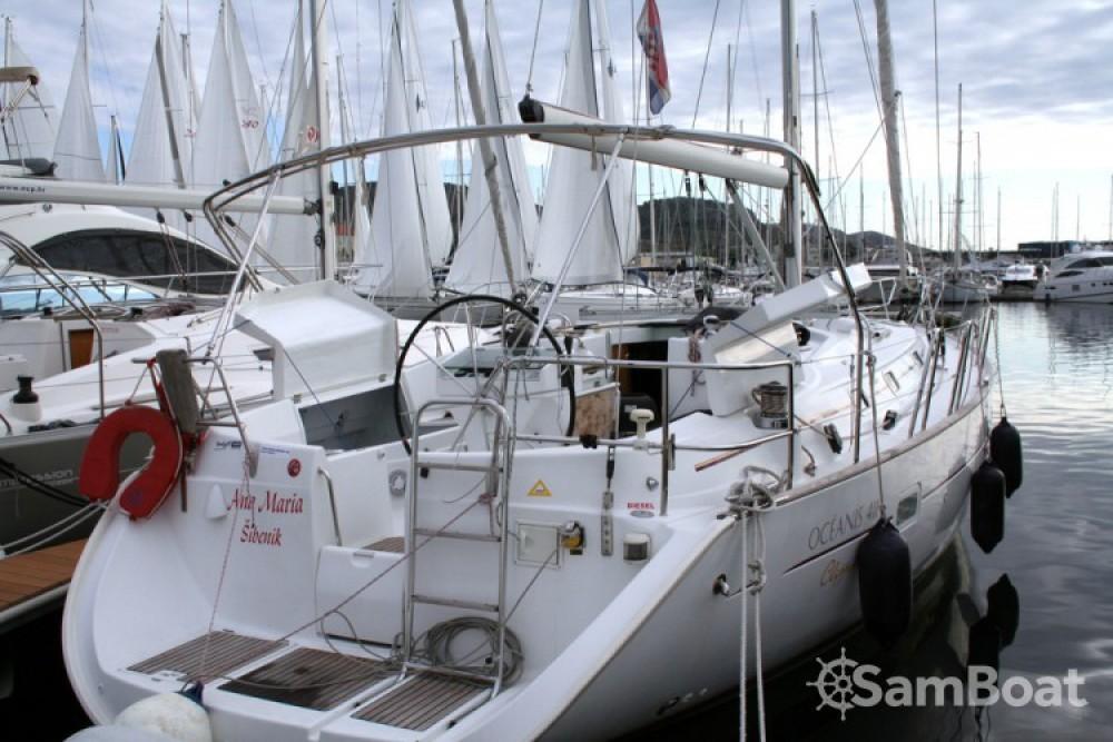 Alquiler de yate Šibenik - Bénéteau Oceanis en SamBoat
