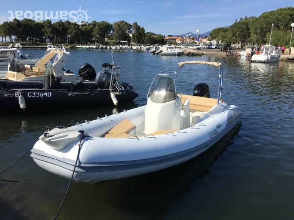 Alquiler de barcos Kardis Kiwi 620 enSaint-Florent en Samboat