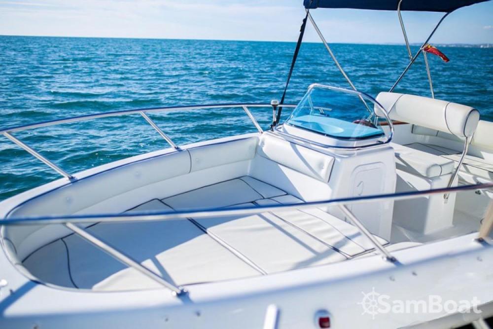 Alquiler de barcos Marinello Eden 20 enCalafell en Samboat