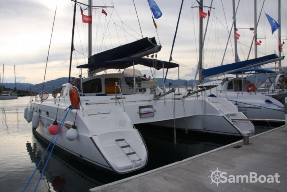Alquiler de yate Marmaris Yacht Marina A.Ş - Fountaine Pajot Belize 43 en SamBoat