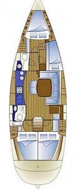 Bavaria Bavaria 44 entre particulares y profesional Marmaris Yacht Marina A.Ş