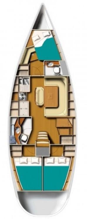 Harmony-Yachts Harmony 42 entre particulares y profesional Marmaris Yacht Marina A.Ş