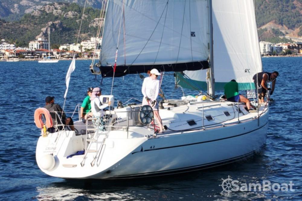 Alquiler de Harmony-Yachts Harmony 42 en Marmaris Yacht Marina A.Ş