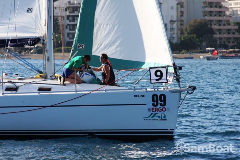 Alquiler Velero en Marmaris Yacht Marina A.Ş - Harmony-Yachts Harmony 42