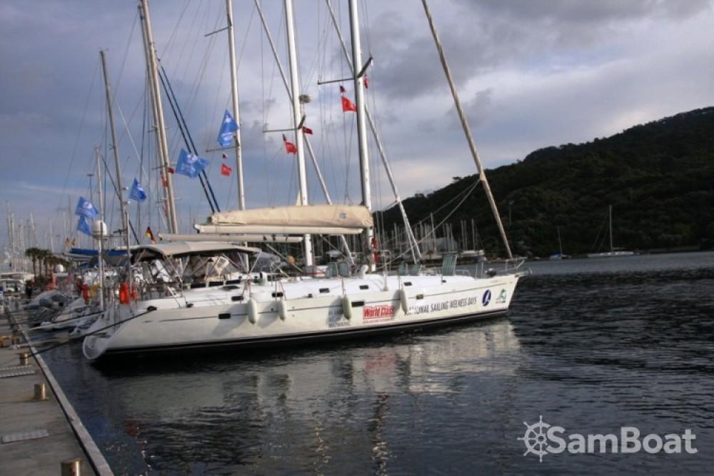 Alquiler de barcos Marmaris Yacht Marina A.Ş barato de Beneteau 50