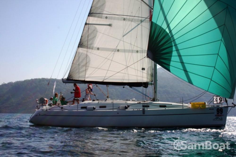Alquiler de barcos Marmaris Yacht Marina A.Ş barato de Harmony 42