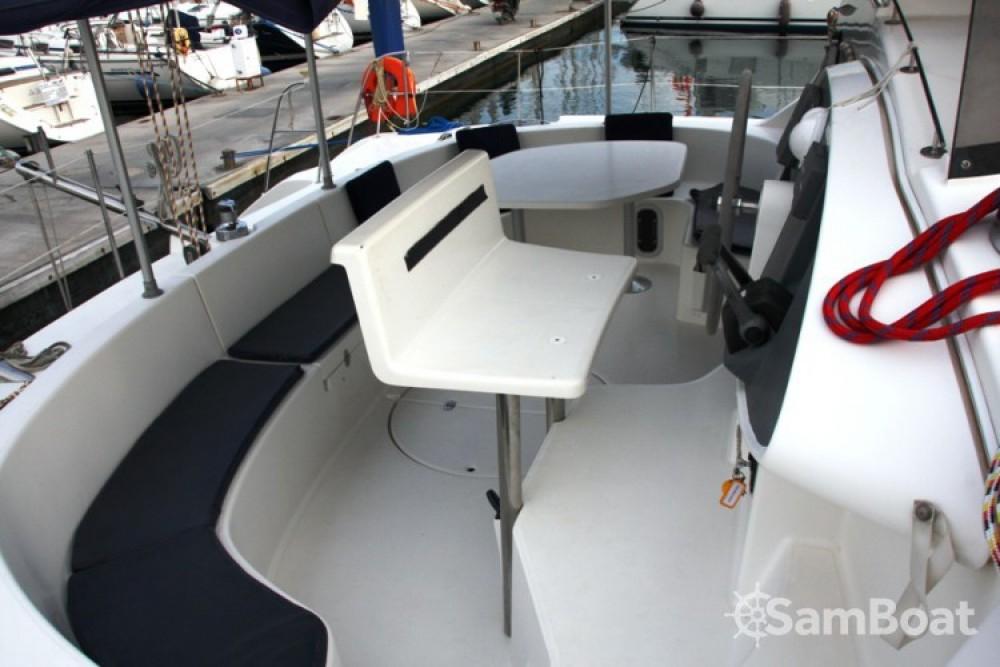 Alquiler de barcos Marmaris Yacht Marina A.Ş barato de Belize 43