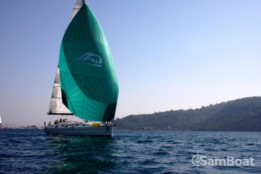 Alquiler de Velero, con o sin patrón Harmony-Yachts Marmaris Yacht Marina A.Ş