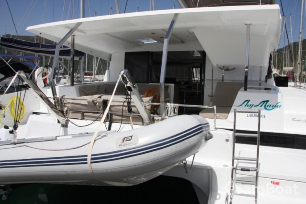 Alquiler de barcos Marmaris Yacht Marina A.Ş barato de Lucia 40