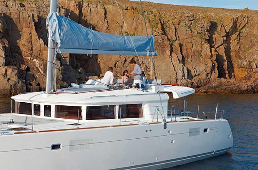 Alquiler de Lagoon Lagoon 450 en Marmaris Yacht Marina A.Ş