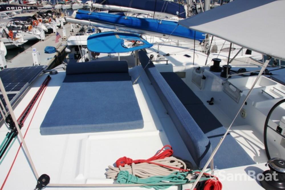 Lagoon Lagoon 450 entre particulares y profesional Marmaris Yacht Marina A.Ş