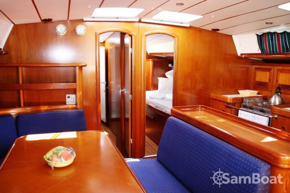 Alquiler de Bénéteau Beneteau 50 en Marmaris Yacht Marina A.Ş