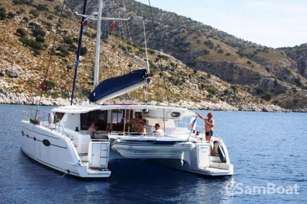 Alquiler de Catamarán, con o sin patrón Fountaine Pajot Marmaris Yacht Marina A.Ş