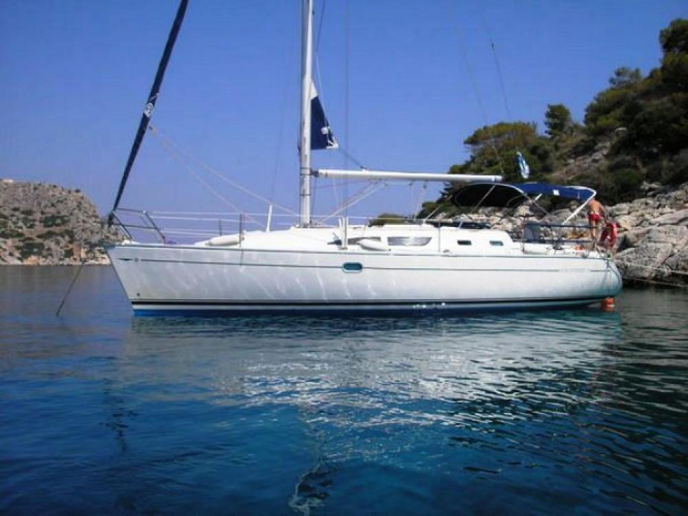 Alquiler de Velero, con o sin patrón Jeanneau Marmaris Yacht Marina A.Ş