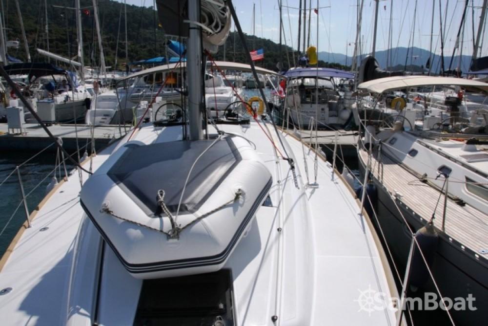 Alquiler de barcos Marmaris Yacht Marina A.Ş barato de Sun Odyssey 439