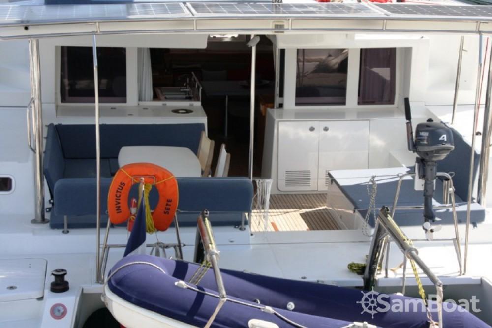 Alquiler de Catamarán, con o sin patrón Lagoon Marmaris Yacht Marina A.Ş