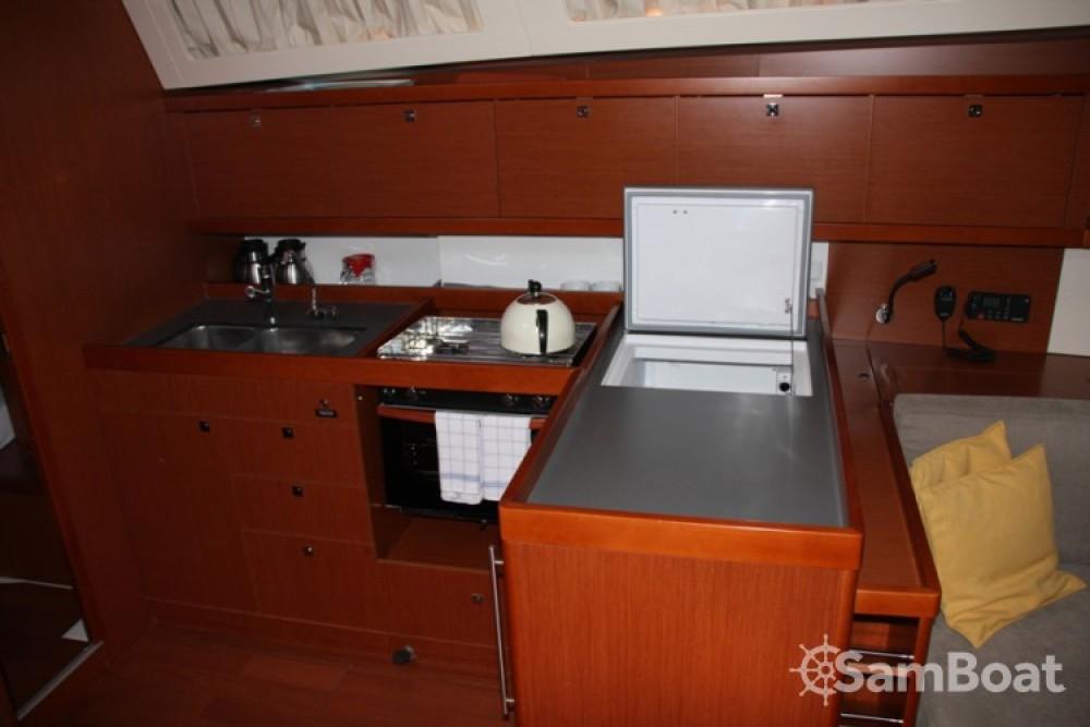Alquiler Velero en Marmaris Yacht Marina A.Ş - Bénéteau Oceanis 45