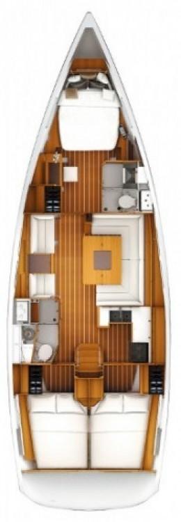 Alquiler de Jeanneau Sun Odyssey 439 en Marmaris Yacht Marina A.Ş