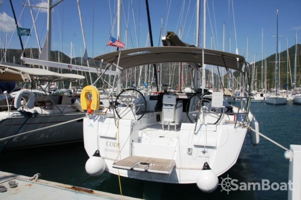 Alquiler Velero en Marmaris Yacht Marina A.Ş - Jeanneau Sun Odyssey 439