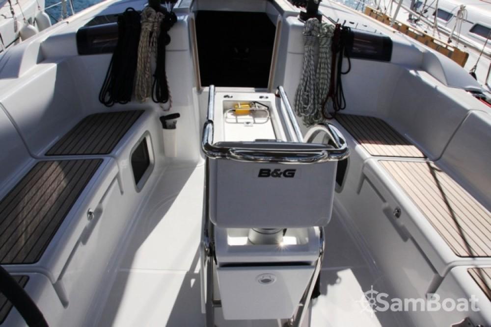 Alquiler de yate Marmaris Yacht Marina A.Ş - Jeanneau Sun Odyssey 439 en SamBoat