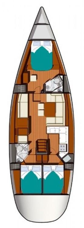 Alquiler de barcos Jeanneau Sun Odyssey 50 DS enMarmaris Yacht Marina A.Ş en Samboat