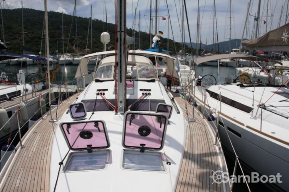 Alquiler de barcos Marmaris Yacht Marina A.Ş barato de Sun Odyssey 50 DS