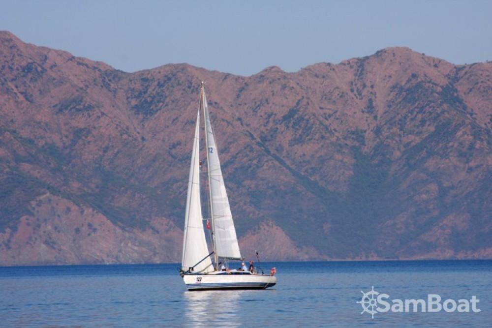 Alquiler de barcos Marmaris Yacht Marina A.Ş barato de X4