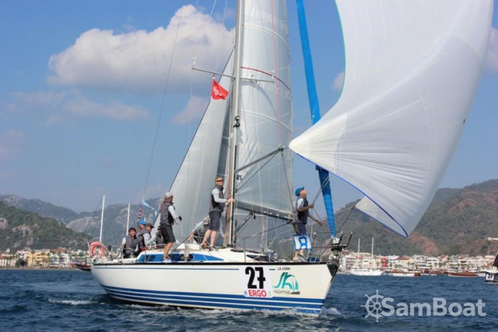 Alquiler de X-Yachts X4 en Marmaris Yacht Marina A.Ş