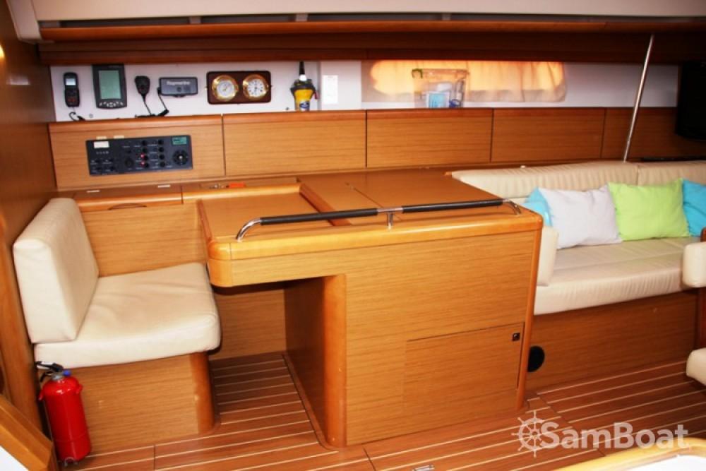 Alquiler Velero en Marmaris Yacht Marina A.Ş - Jeanneau Sun Odyssey 50 DS