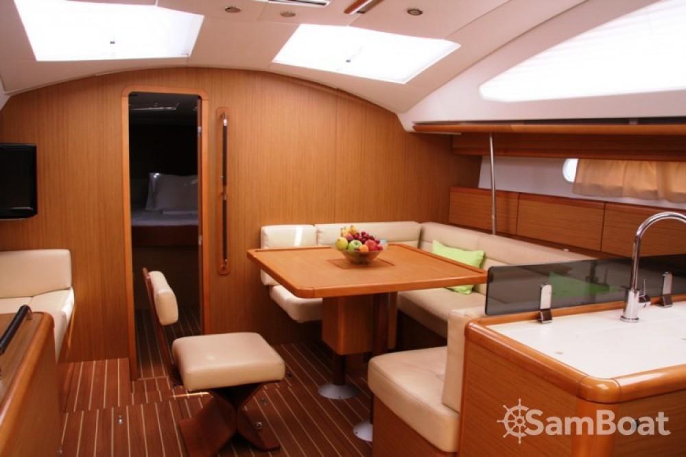 Alquiler de yate Marmaris Yacht Marina A.Ş - Jeanneau Sun Odyssey 50 DS en SamBoat