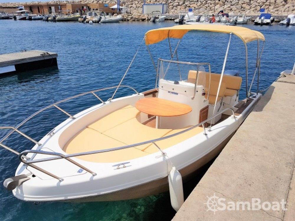 Alquiler Lancha en Marsella - Capelli Cap 20