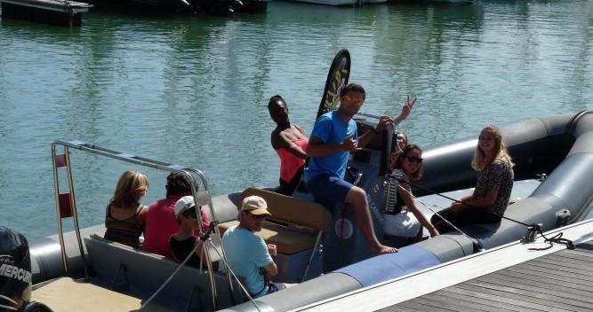Location bateau La Rochelle pas cher Narwhal 900 Fast