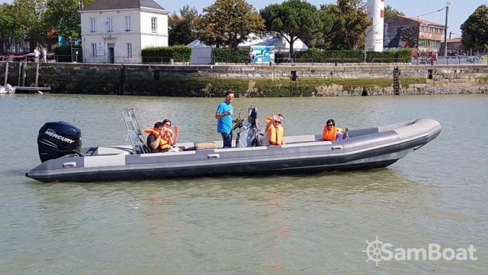 Alquiler de yate La Rochelle - Narwhal Narwhal 900 Fast en SamBoat