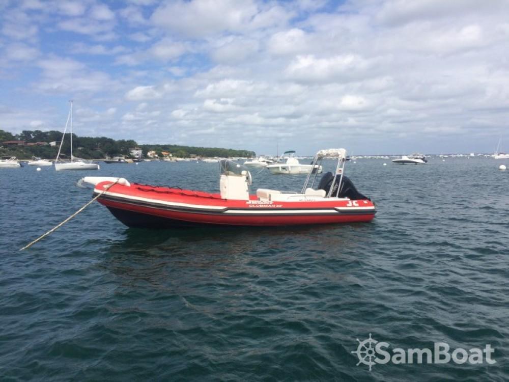 Location Semi-rigide à Lège-Cap-Ferret - Joker Boat Clubman 22
