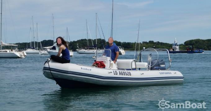 Louer Semi-rigide avec ou sans skipper Bombard à Arradon