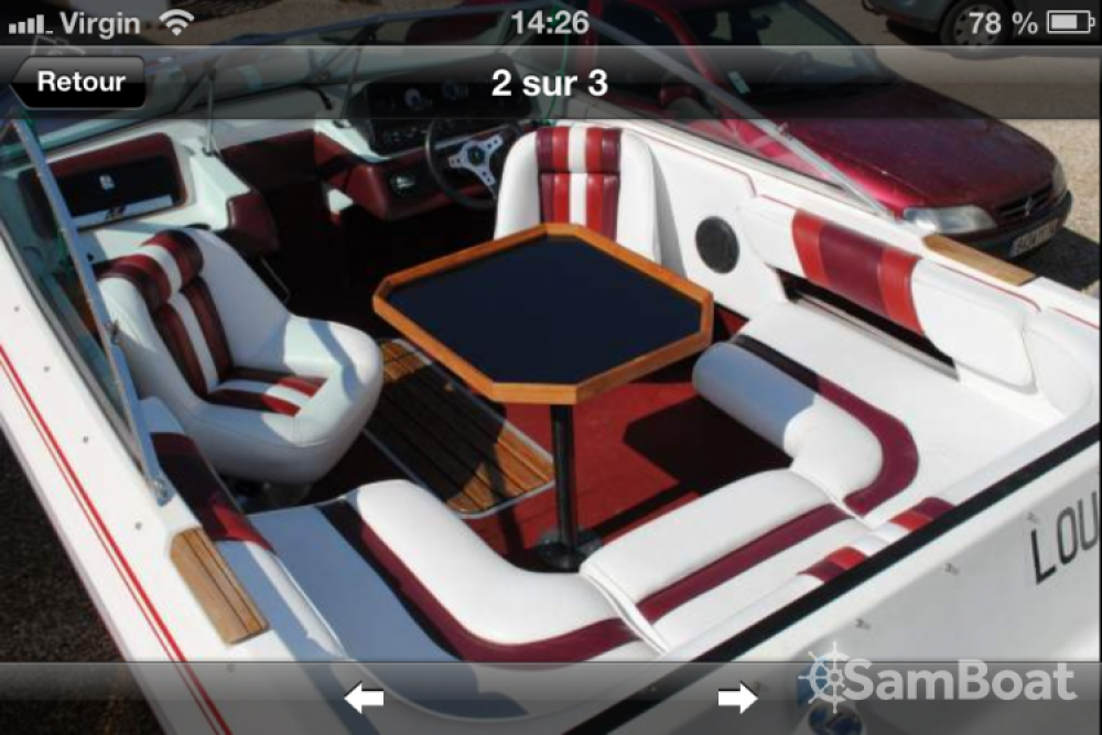 Location yacht à Évian-les-Bains - Sea Ray Sea Ray 160 CB sur SamBoat
